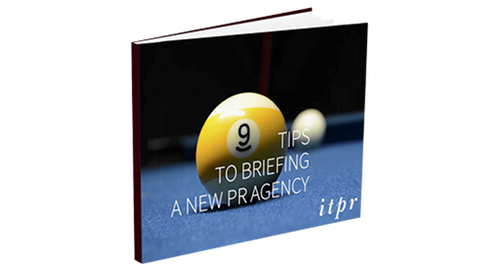 Nine tips to briefing a New PR agency