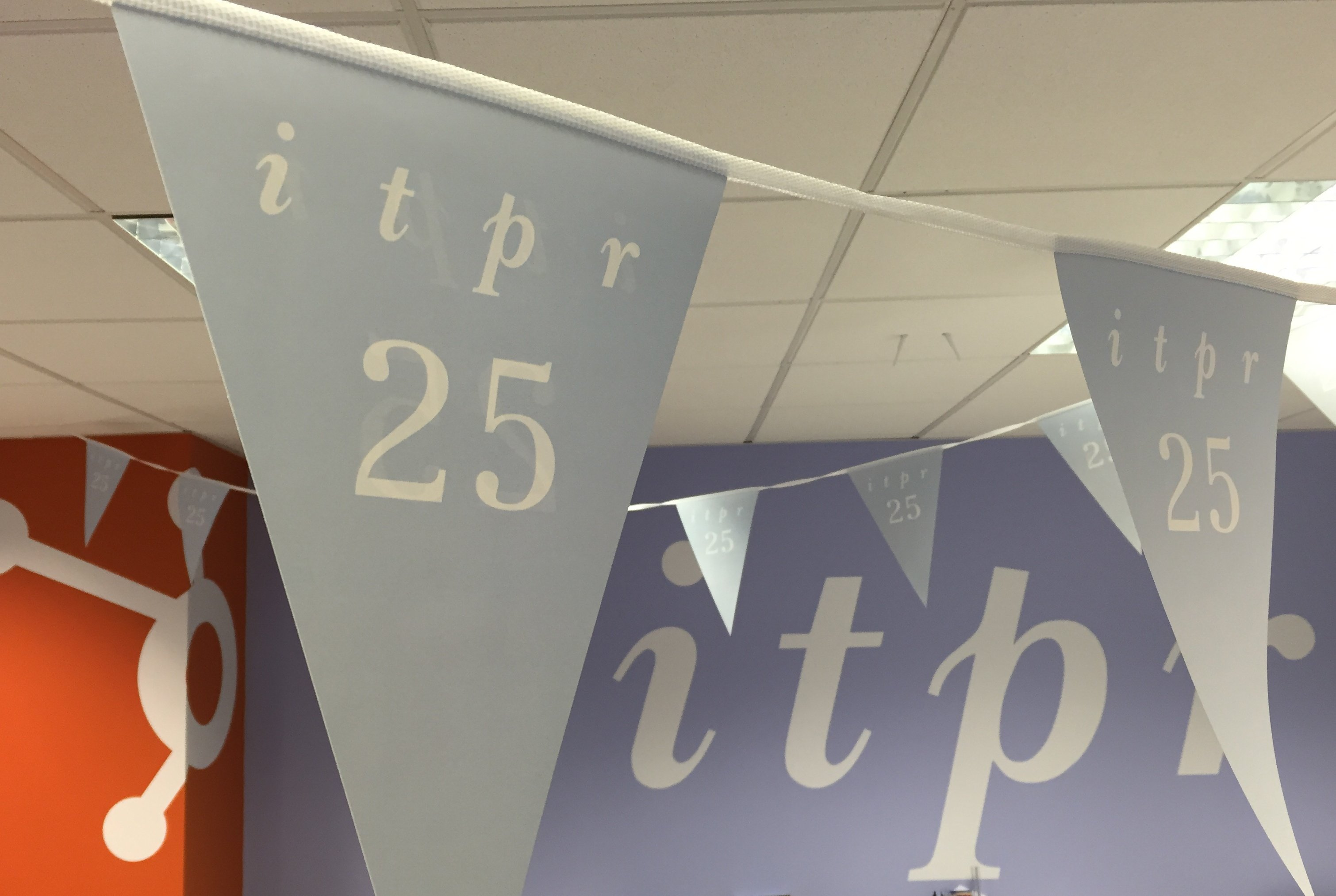 itpr 25 years