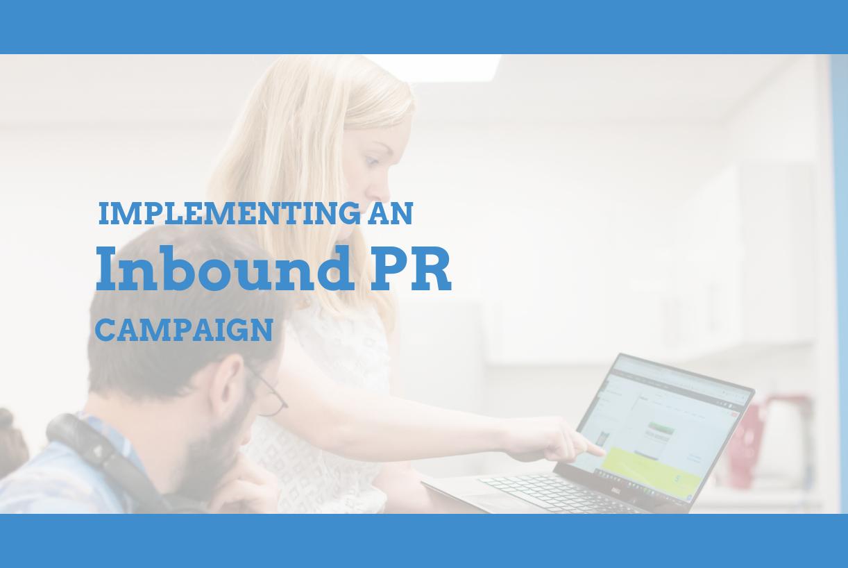 Inbound PR Campaign