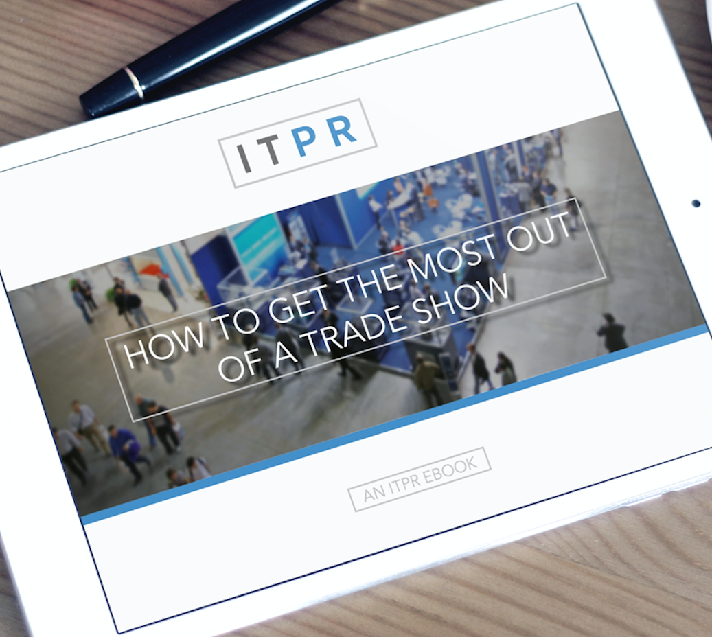 How to get the most out of a trade show